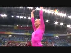 the most inspiring video pretty much ever. gymnastics.