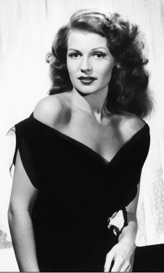 Rita Hayworth                                                                                                                                                                                 More