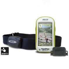 "Sportiva+ - 3"" sunlight readable touch screen with street and off-road maps, Cadence and Heart Rate Monitor"