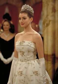 Princess diaries 2 red dress pin