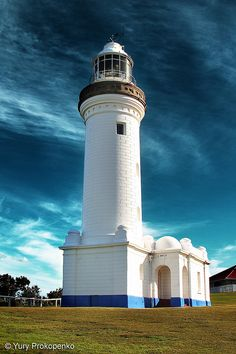 Norah Head Light  Norah Head  Central Coast, New South Wales Australia -33.281669,151.576375  by -yury-, via Flickr
