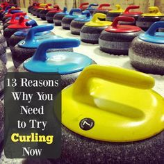 Ever wonder what it would be like to try the Winter Olympic Sport of curling? You can! Find out why you should add this adventure to your list.