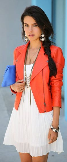 love the color and whole outfit!!<3