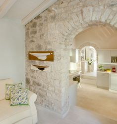 Lovely stone arch