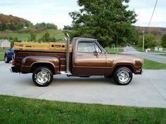 1979 Dodge Warlock Pick-Up