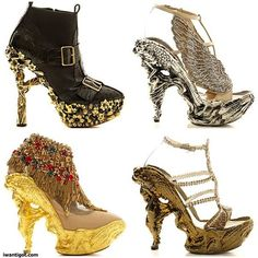 Alexander Mcqueen. once i pick up my jaw from the floor, woah!