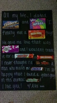 awesome!  What a sweet, cool idea :) for valentines day.  I think my love, Brandon may have to get one of these this year...it would make him smile! #Home