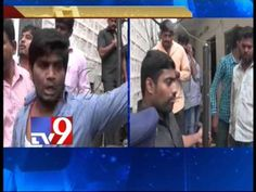 Mohan Babu's security guards attack Minister Pocharam's driver - Tv9 Exclusive