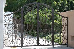 Signature Iron Doors – Iron Gates and Custom Rails, Entry Gates, RV Gates, Courtyard Gates, Side Gates, Interior Gates, Wrought Iron Gates