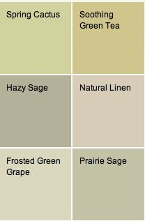 Best Benjamin Moore Gender Neutral Paint Colours For