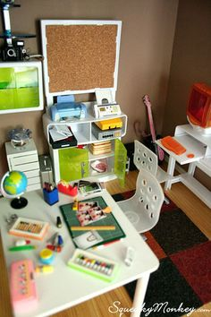 Miniature - the studio | Flickr - Photo Sharing!