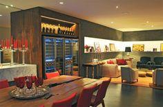Adegas na decoração – veja ambientes lindos com essa tendência   dicas!