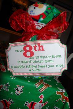 12 days of christmas eve gift ideas