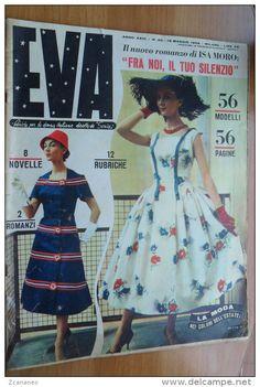 RIVISTA EVA N° 20 DEL 19 MARZO1956
