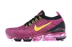 Nike Air Vapormax Flyknit 2019 Men's/Women's Running Shoes All Black Green Nike Shoes, Pink Running Shoes, Running Shoes For Men, Running Women, Blue Shoes, Air Max Sneakers, Sneakers Nike, Fresh Outfits, Nike Shoes Outlet
