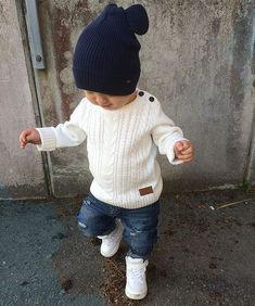 68 Ideas for fashion kids boy winter baby outfits Baby Boy Fashion Clothes, Trendy Baby Boy Clothes, Cute Baby Boy Outfits, Boys Clothes Style, Little Boy Outfits, Kids Fashion Boy, Toddler Boy Outfits, Boy Clothing, Infant Boy Fashion