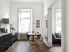 BINNENKIJKEN | WONEN OP 55M2 IN GÖTEBORG - #woonblog #interieur #blog