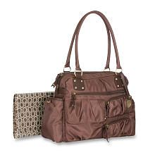 "Carter's Multi Pocket Bag - Brown - Carters - Babies ""R"" Us"