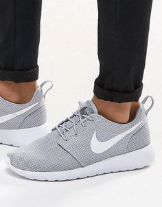 25a31627dcb08 Discover Fashion Online Grey Nike Sneakers