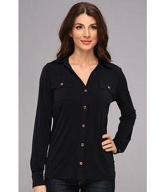 MICHAEL Michael Kors L/S Snap Shirt