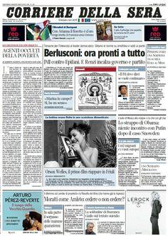 Il Corriere della Sera (08-08-13) Italian | True PDF | 52 pages | 15,77 Mb
