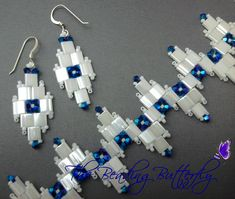 Free Beading Patterns   The tutorial for this project is available in my ArtFire shop here ...