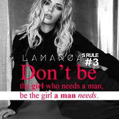 LAMARCA'S RULE #3 ble The girl Who a men needs...with LAMARCA you can! #strenght #woman #indipendent #beautiful #glam #feathers #love #lamarcaofficial www.lamarcaofficial.com