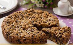 Torta cookie, veloce e golosissima!