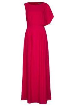 Robe longue - rouge