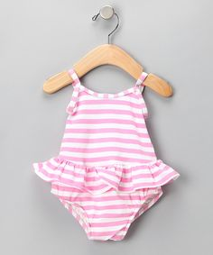 resort - skirted one-piece i love this bathing suit for charleigh!!