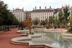 Place Bellacour, Lyon