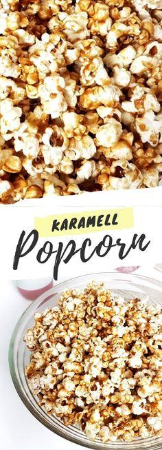 fruchtig süßes Popcorn mit Mango und Himbe Gourmet Popcorn zum Selber-Backen