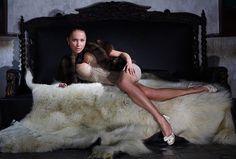 Laying on polar bear 🐾 Fur Rug, Polar Bear, Wrestling, Instagram Posts, Bears, Gun, Lucha Libre, Firearms, Pistols
