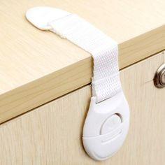 Broches de Seguridad para Cajones #Bebé
