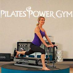 Pilates Power Gym 3-Elevation Exercise System