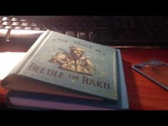 How to make an authentic Beedle the Bard Harry Potter prop replica