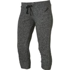 Volcom Moclov Skimpy Pant - Women's Black, M by Volcom. $39.50. Wearing sweats doesn't have to mean looking like an off-duty lunch lady. The Volcom Moclov Skimpy Pants hug your hips and flatter your bodacious bod, whether you're mastering stairs at the gym or reading mags in your zebra-print beanbag chair.Product FeaturesMaterial: 60% cotton, 40% polyesterFit: slimInseam: 22 inOutseam: Waist: drawstringRise: lowPockets: 1 backFly: Gusseted Crotch: SPF Rating: U...