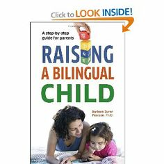 Raising a Bilingual Child (Living Language)