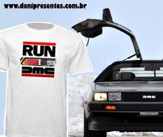 Delorean! Quem nunca quis viajar no tempo com um? Camiseta exclusiva Dani Presentes! https://www.danipresentes.com.br/camiseta-de-volta-para-o-futuro-com-o-delorean #danipresentes #nostalgia #anos80 #devoltaparaofuturo #delorean #mcfly #sessaodatarde #filmesclassicos #backtothe80 - Leia os posts do Blog Mundo de Cinema dedicados aos #Filmes #Clássicos em http://mundodecinema.com/category/classicos-do-cinema/