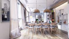 nice Salle à manger - Salle à manger design - style et confort en 16 photos