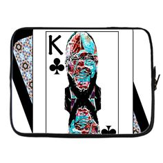 Play Your Hand...King Club No. 2 Laptop Sleeve