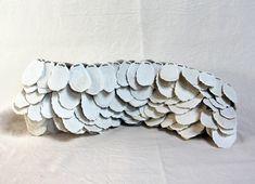 benedicte vallet Ceramic Jewelry, Ceramic Art, Paperclay, Fibres, Fungi, Cake Designs, Sculpting, Decorative Bowls, Creations