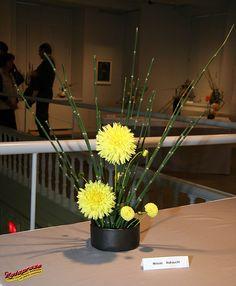 Ikebana - Autumn Songs vol 5 Chants dautomne 2007 C20070929 050 by fotoproze, via Flickr