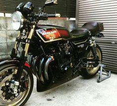 Kawasaki Motorbikes, Kawasaki Motorcycles, Retro Motorcycle, Motorcycle Bike, Kawasaki Eliminator, Motor Scooters, Hot Bikes, Classic Bikes, Super Bikes