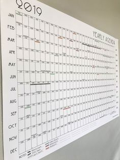 A year at-a-glance calendar + washi tape coding = family planning bliss. We're so excited for travel- & project-planning fun in the new year. At A Glance Calendar, School Calendar, Yearly Calendar, 2021 Calendar, Free Calender, Year Calander, Kalender Design, Bujo, Calendar Organization