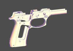 Impressoras 3D podem produzir armas de fogo