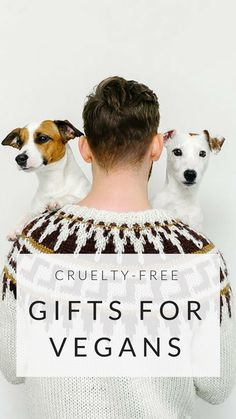 Here are 12 of our favorite cruelty-free gifts for the vegan in your life! // The Good Trade #vegan #crueltyfree #giftguide