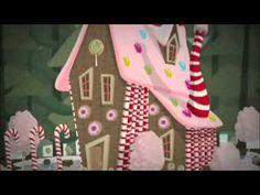 Cuento casita de chocolate: Hansel y Gretel. Traditional fairytale as a Spanish…
