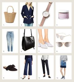 style me wants : favs under $50 // style me grasie grasie mercedes ootd blogger style fashion minimal clean summer chic denim skirt h&m topshop uniqlo beauty urban outfitters forever 21 basket bag mules bow suede leather bag distressed jeans sunnies cheap goodies price friendly shopping picks series asos aj morgan j-crew everyday madewell wear