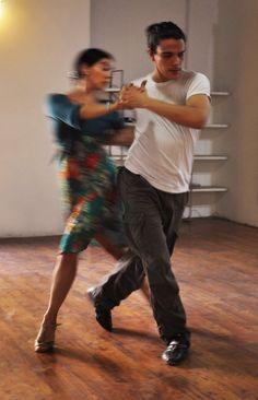 Dança Tribal... Tango